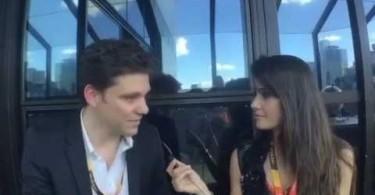 Ana Tex entrevista Erico Rocha no evento #Fire2015