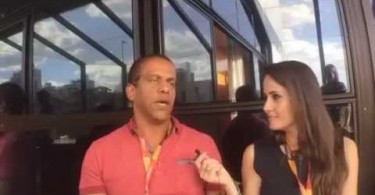 Ana Tex entrevista Jober Chaves via Periscope