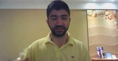 Depoimento Diogo Caixeta sobre Periscope para Negócios