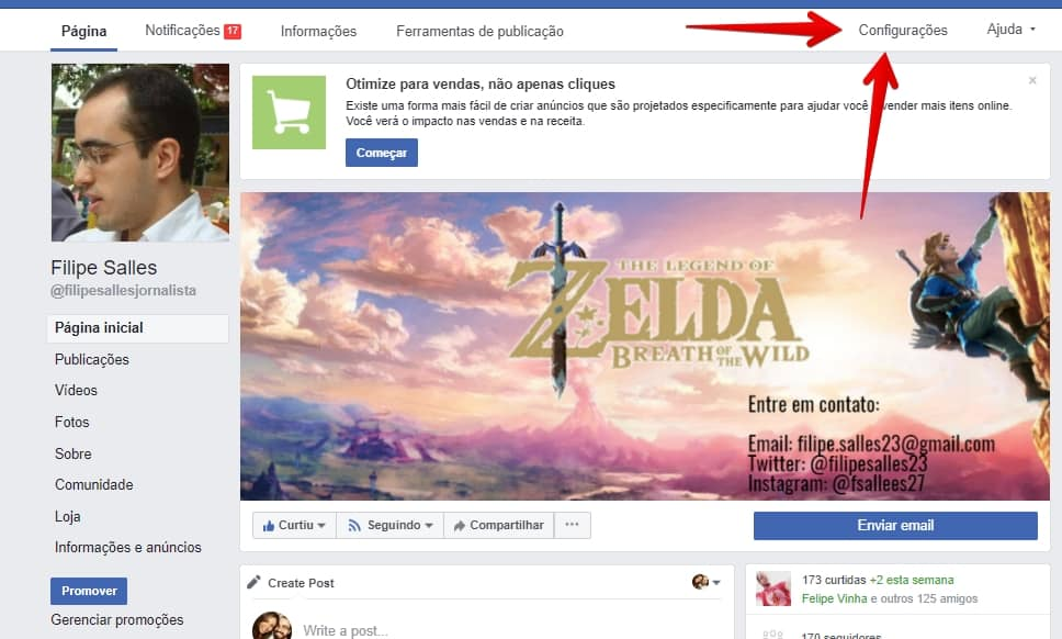 ligar-facebook-instagram-configface