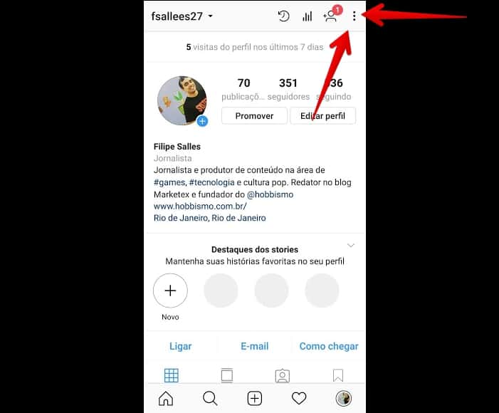 ligar-facebook-instagram-configuracoes