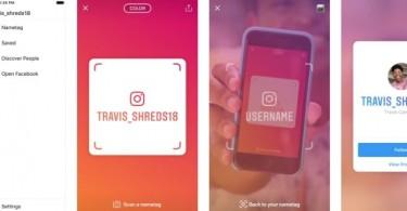 tag de nome no instagram capa
