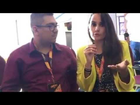 Ana Tex entrevista Adir Ferreira via Periscope
