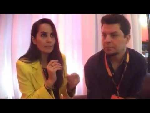 Ana Tex entrevista Ivan Querino via Periscope no Fire 2015