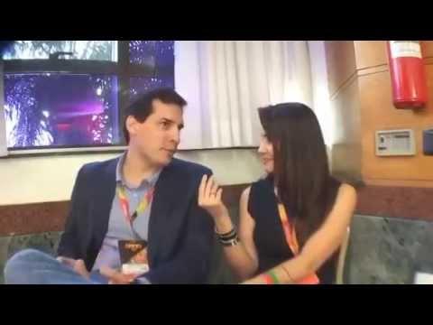 Ana Tex entrevista Miguel Cavalcanti via Periscope