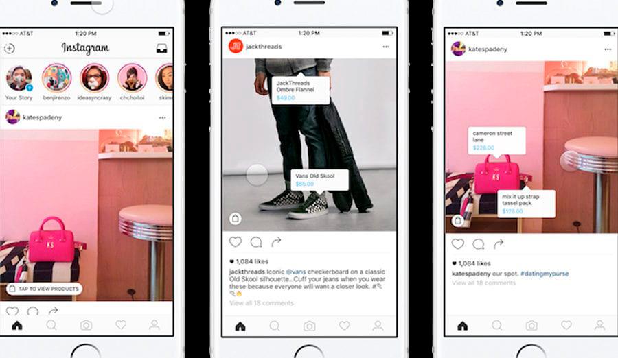 Como criar uma loja no Instagram