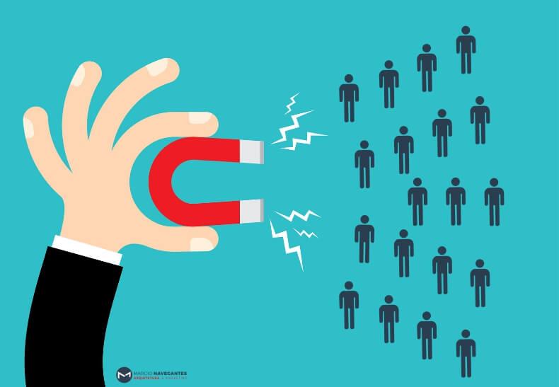 Como atrair clientes para suas redes sociais