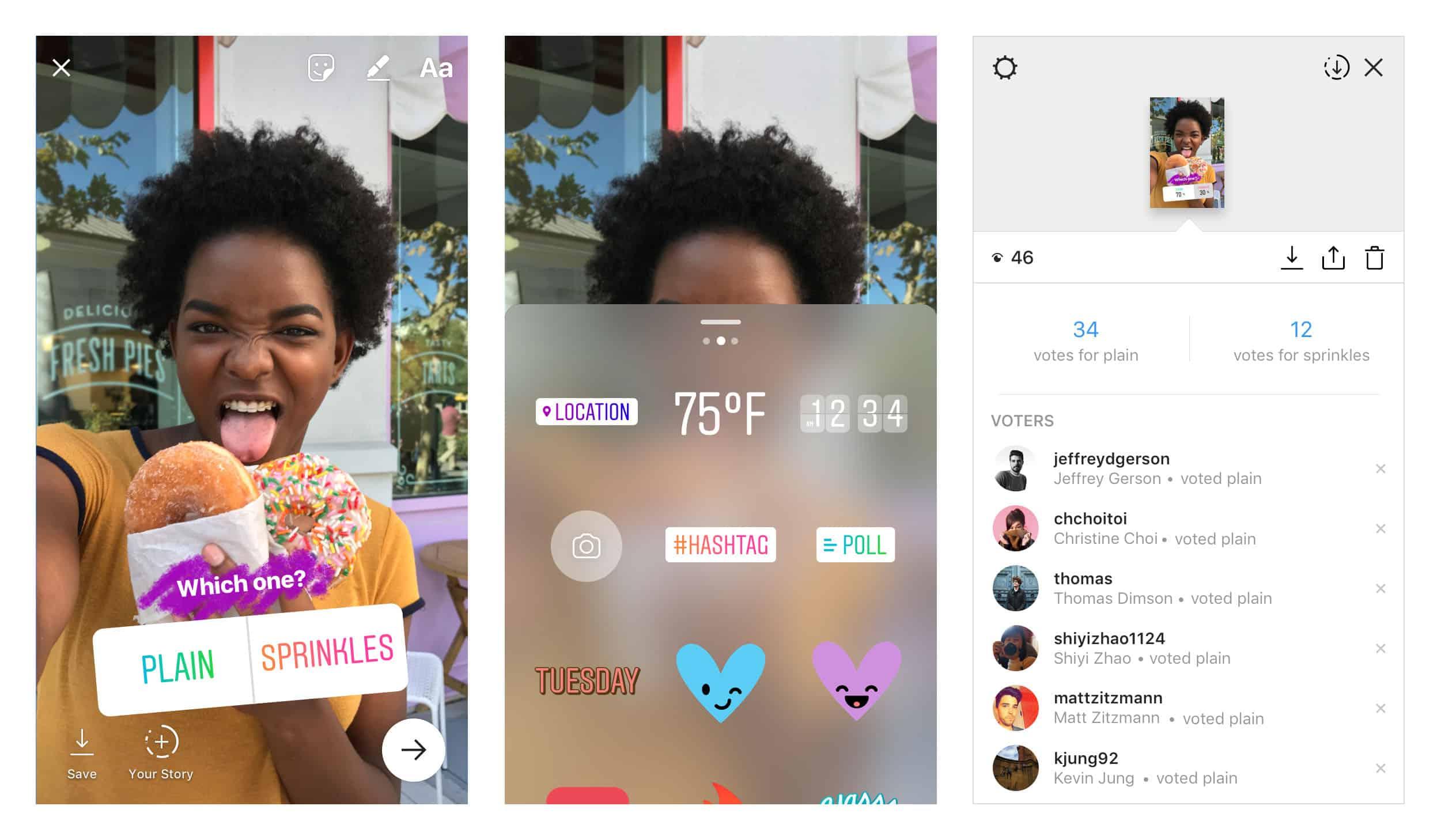 Como fazer enquetes com o Instagram