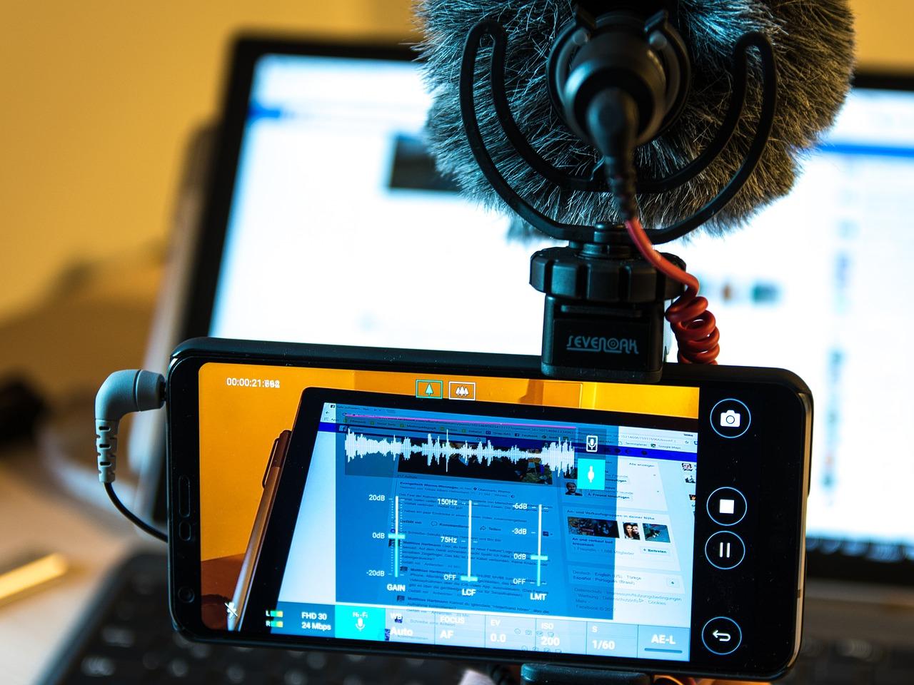 15 dicas para gravar vídeos no celular