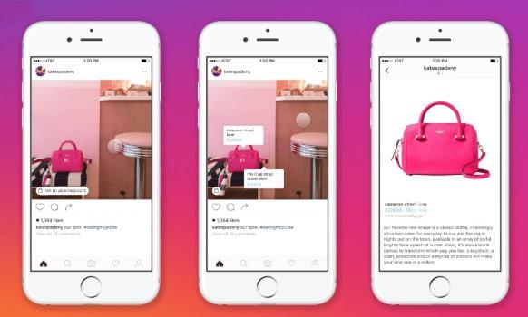 como criar instagram shopping