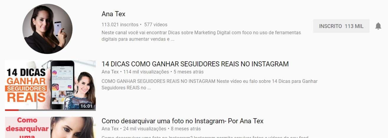 melhor tamanho de imagem para instagram youtube