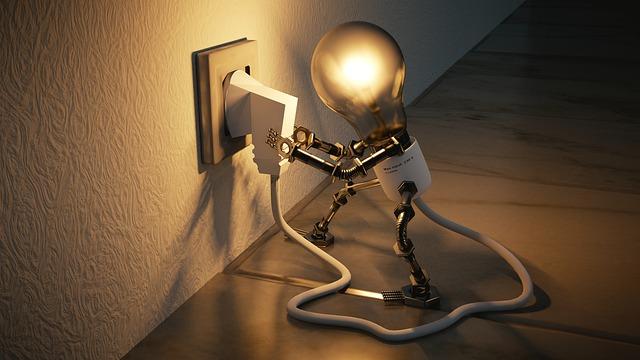 administração de tempo energia