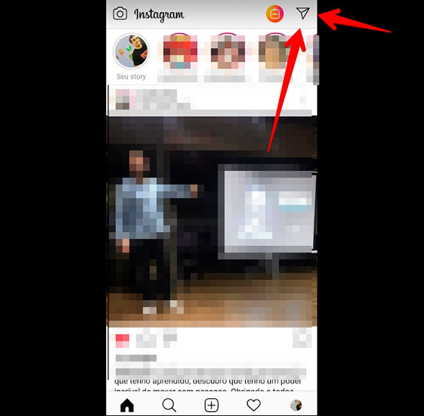 respostas rapidas para instagram direct criar