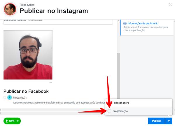 como-programar-posts-direto-do-instagram-programacao