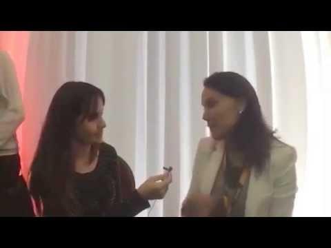 Ana Tex entrevista Lisandra Zanuto