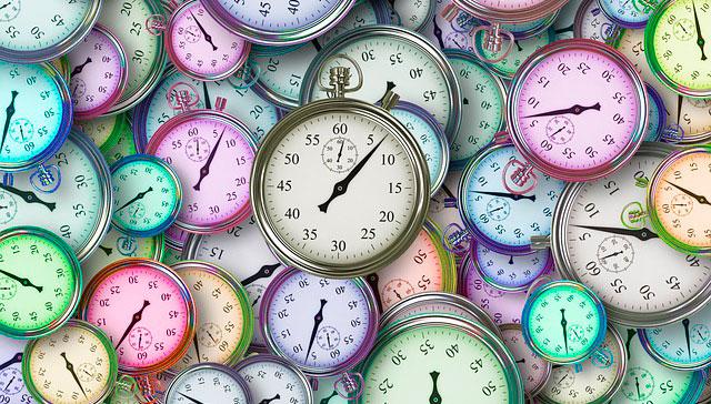 Administração de tempo: 10 dicas de produtividade